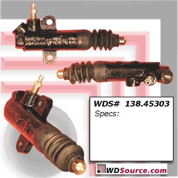 CENTRIC PARTS - Premium Clutch Slave Cylinder-Preferred - CEC 138.45303