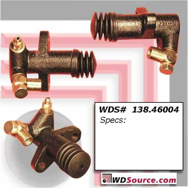 CENTRIC PARTS - Premium Clutch Slave Cylinder-Preferred - CEC 138.46004