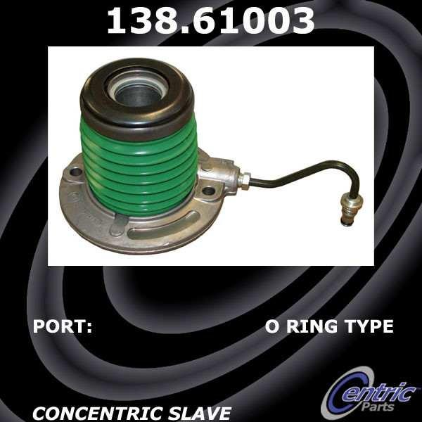 CENTRIC PARTS - Centric Premium Clutch Slave Cylinders - CEC 138.61003