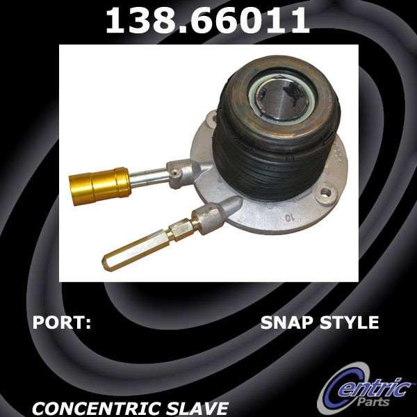 CENTRIC PARTS - Premium Clutch Slave Cylinder-Preferred - CEC 138.66011