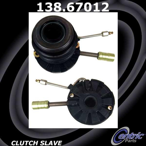 CENTRIC PARTS - Centric Premium Clutch Slave Cylinders - CEC 138.67012