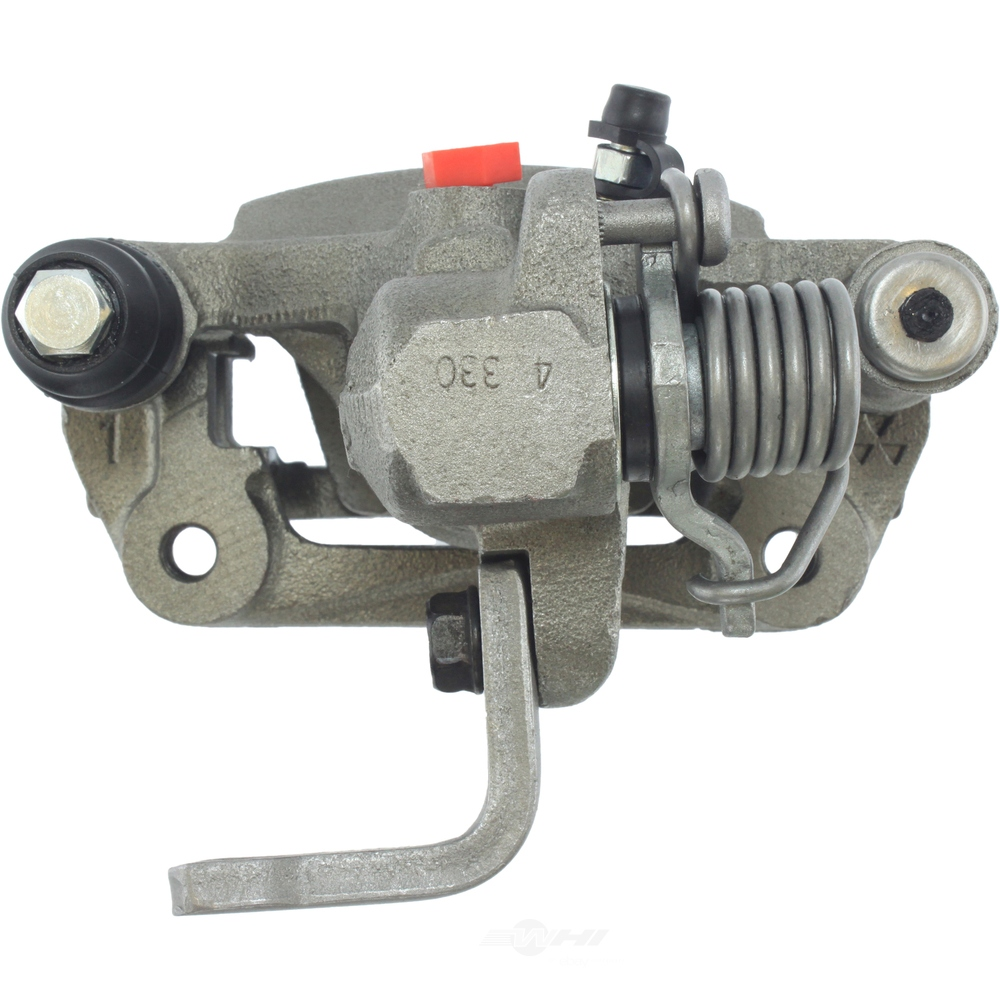 CENTRIC PARTS - Premium Semi-Loaded Caliper Housing/ Bracket/ Cable Guide/ Lever & Sprin (Rear Left) - CEC 141.46512