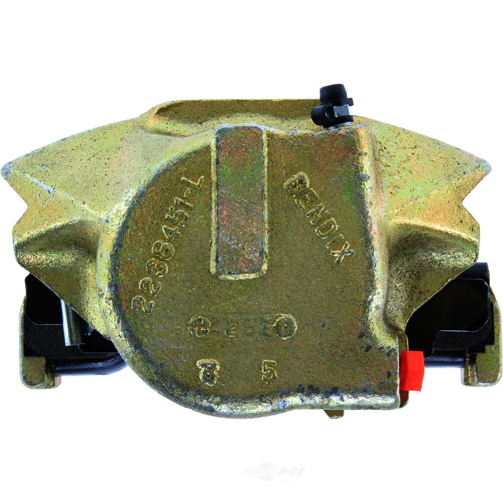 CENTRIC PARTS - Posi-Quiet Loaded Caliper-Preferred - CEC 142.66010