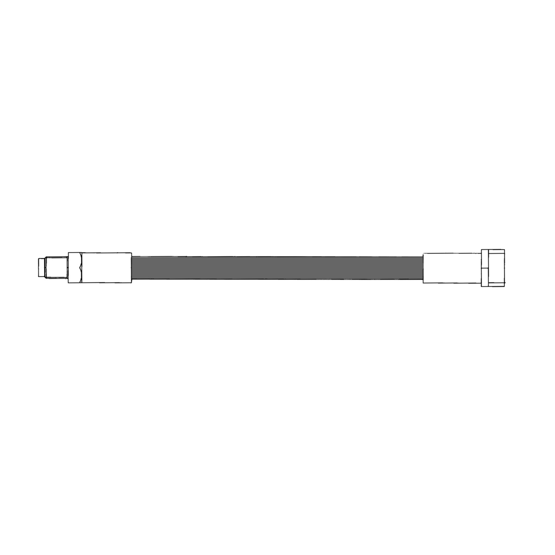 CENTRIC PARTS - Brake Hydraulic Hose (Rear) - CEC 150.35314