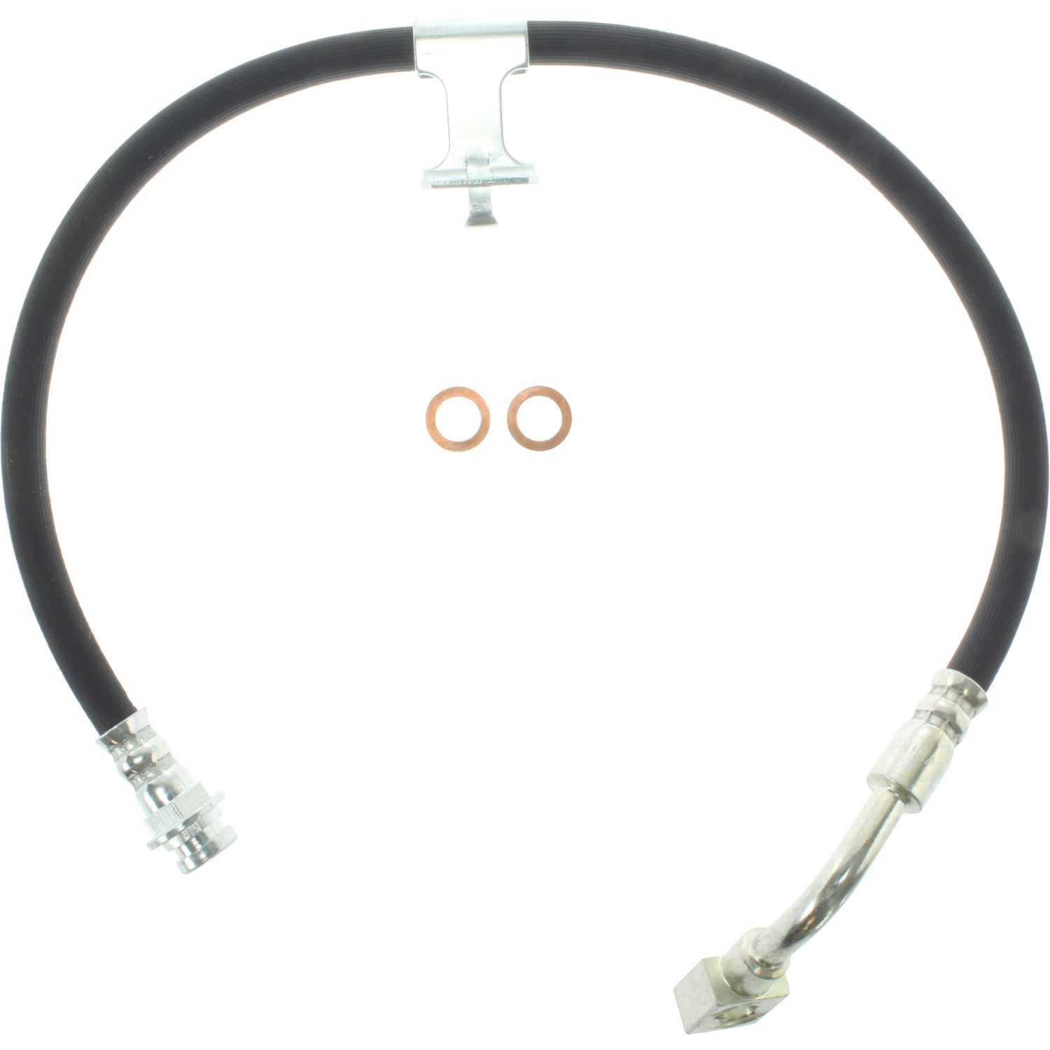 CENTRIC PARTS - Brake Hydraulic Hose (Front Right) - CEC 150.66033
