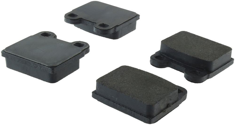 CENTRIC PARTS - Premium Semi-Met Pads w/Shims (Rear) - CEC 300.00300
