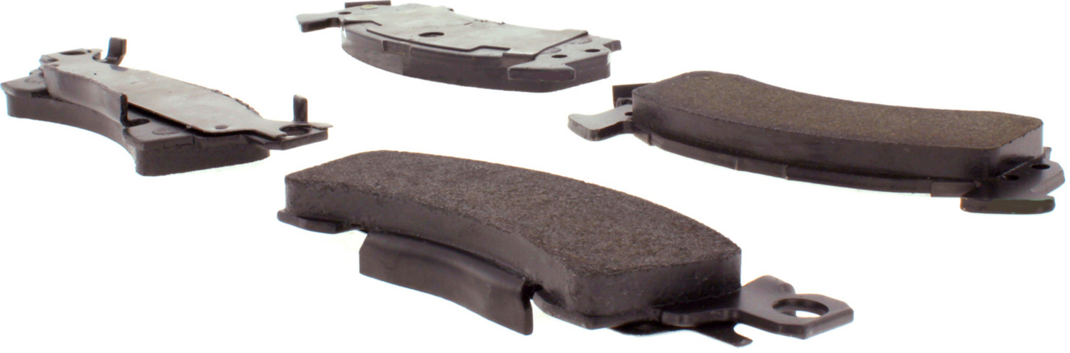 CENTRIC PARTS - Premium Semi-Met Pads w/Shim and Hardware (Front) - CEC 300.00520
