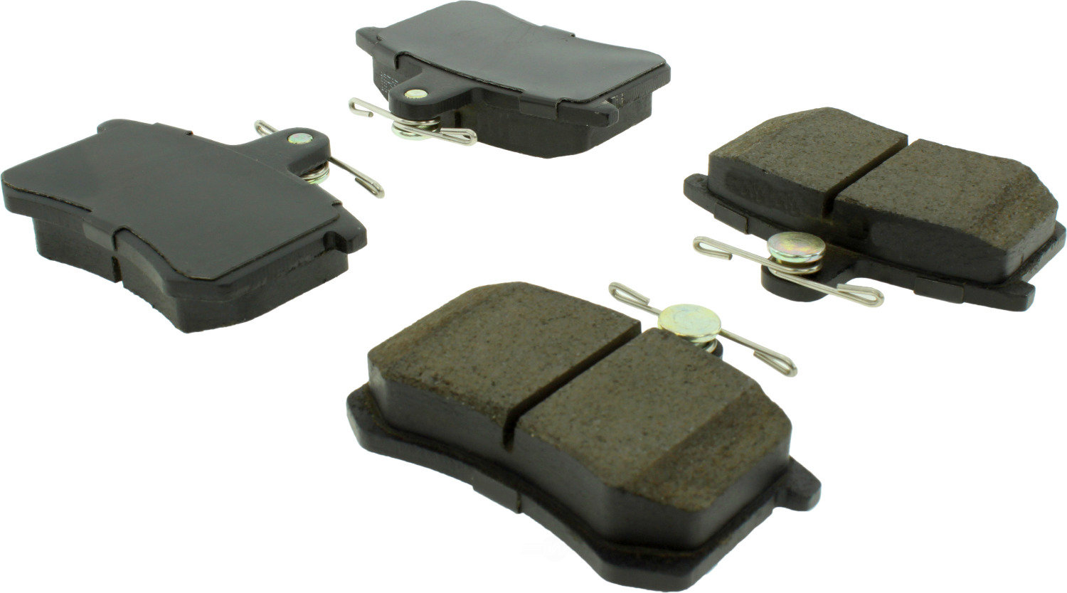 CENTRIC PARTS - Premium Semi-Met Pads w/Shim and Hardware (Rear) - CEC 300.02280