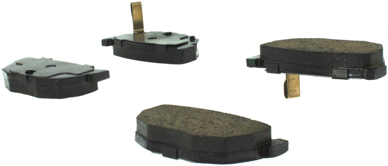 CENTRIC PARTS - Premium Semi-Met Pads w/Shims (Rear) - CEC 300.02720