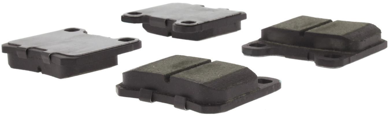 CENTRIC PARTS - Premium Semi-Met Pads w/Shims (Rear) - CEC 300.03350