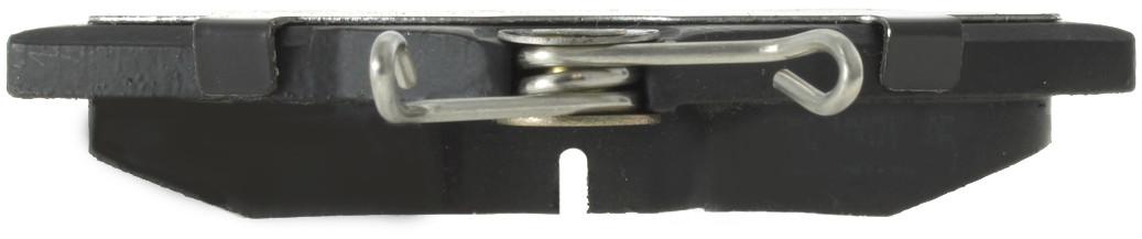 CENTRIC PARTS - Premium Semi-Met Pads w/Shims (Rear) - CEC 300.03400