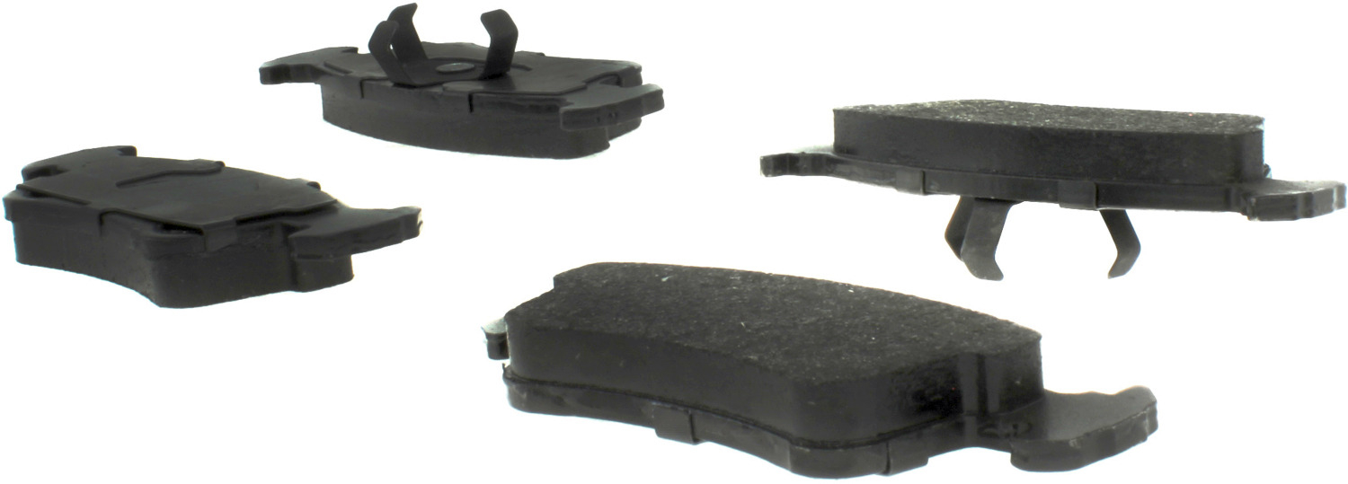 CENTRIC PARTS - Premium Semi-Met Pads w/Shims-Preferred (Front) - CEC 300.03590