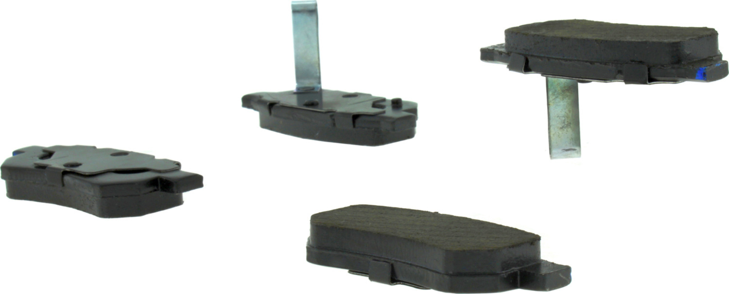 CENTRIC PARTS - Premium Semi-Met Pads w/Shims (Rear) - CEC 300.03740