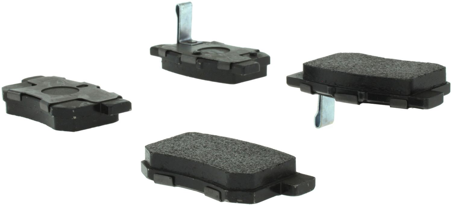 CENTRIC PARTS - Premium Semi-Met Pads w/Shim and Hardware (Rear) - CEC 300.05370