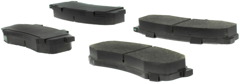 CENTRIC PARTS - Premium Semi-Met Pads w/Shims (Rear) - CEC 300.06060