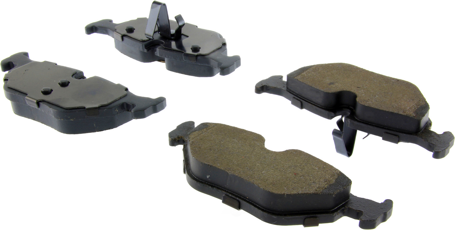 CENTRIC PARTS - Premium Semi-Met Pads w/Shim and Hardware (Rear) - CEC 300.06922