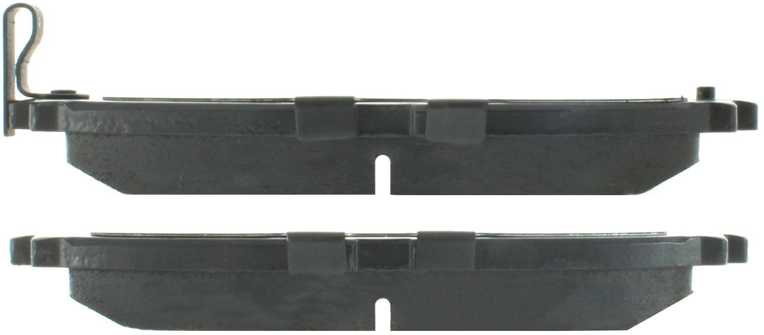 CENTRIC PARTS - Premium Semi-Met Pads w/Shim and Hardware (Front) - CEC 300.07970