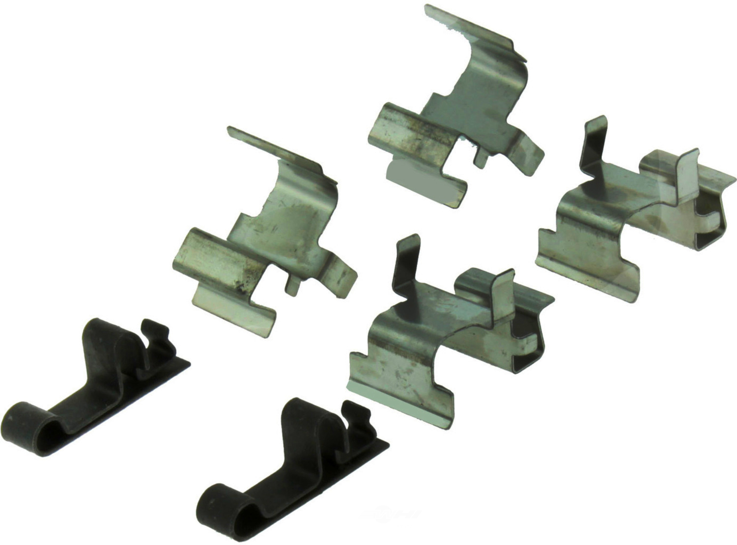 CENTRIC PARTS - Premium Semi-Met Pads w/Shim and Hardware (Rear) - CEC 300.08680
