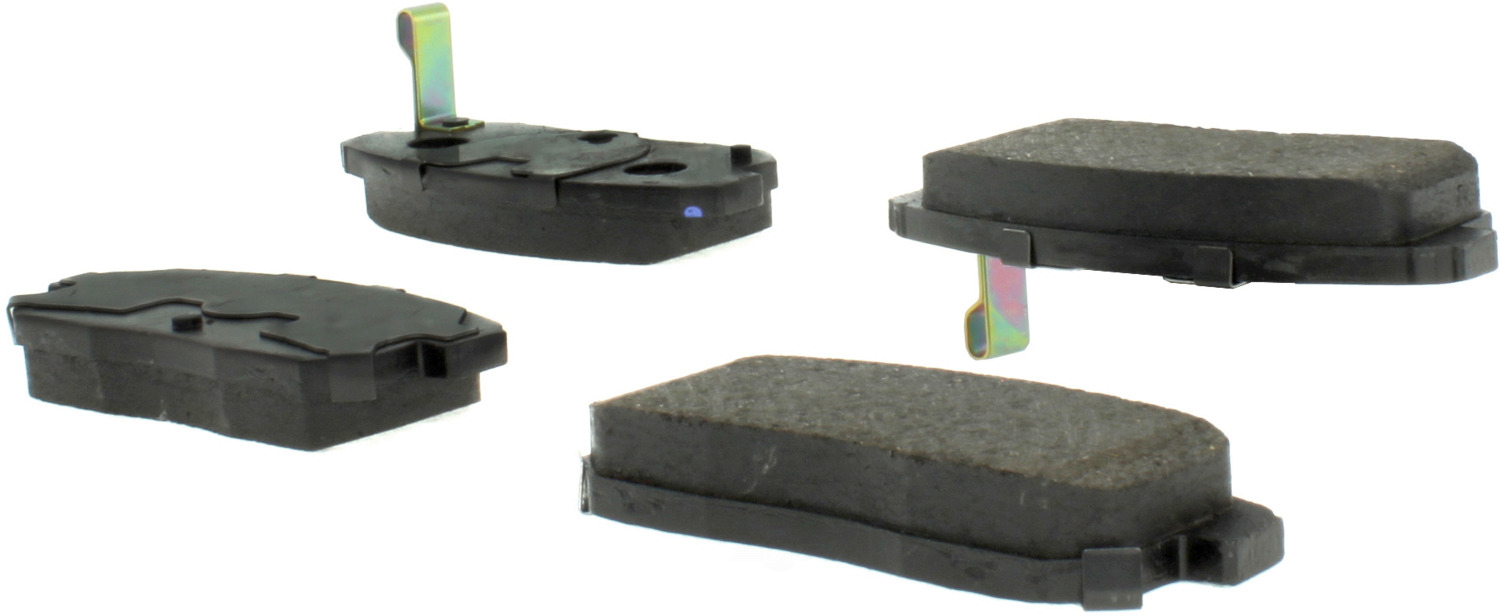 CENTRIC PARTS - Premium Semi-Met Pads w/Shim and Hardware (Rear) - CEC 300.09000