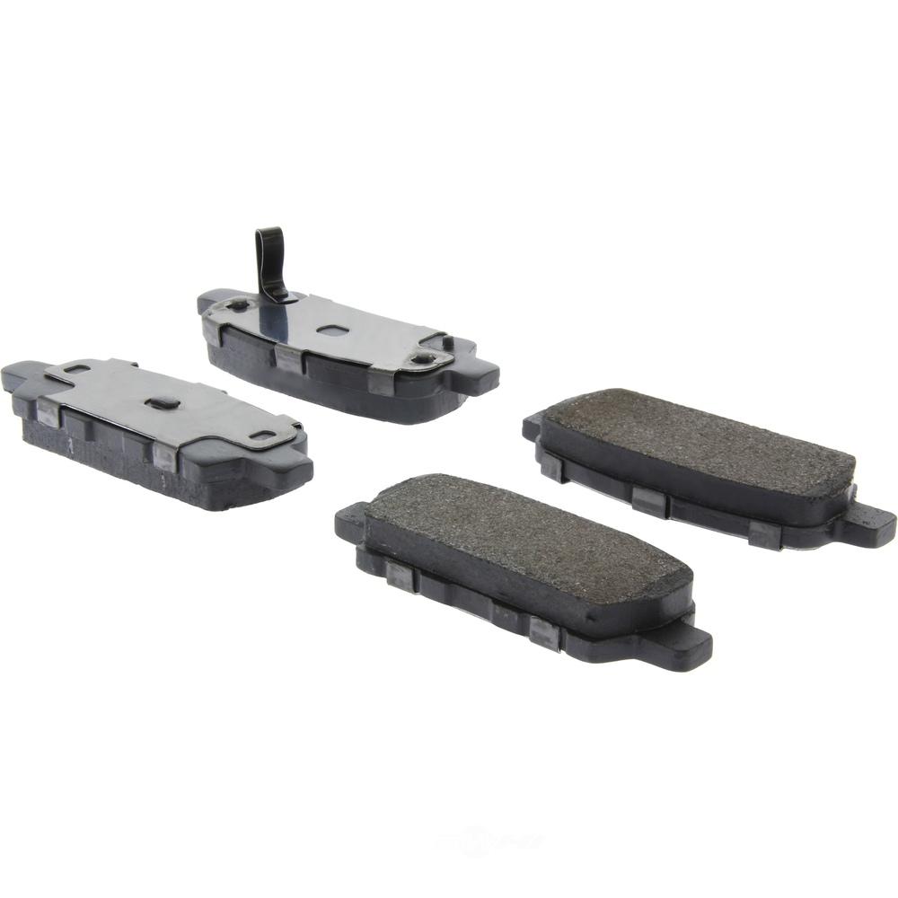 CENTRIC PARTS - Premium Semi-Met Pads w/Shim and Hardware - CEC 300.09051