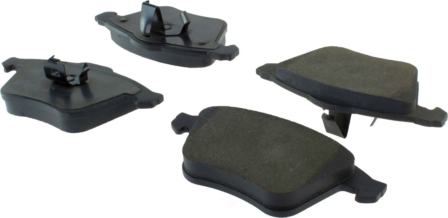 CENTRIC PARTS - Premium Semi-Met Pads w/Shim and Hardware (Front) - CEC 300.09152