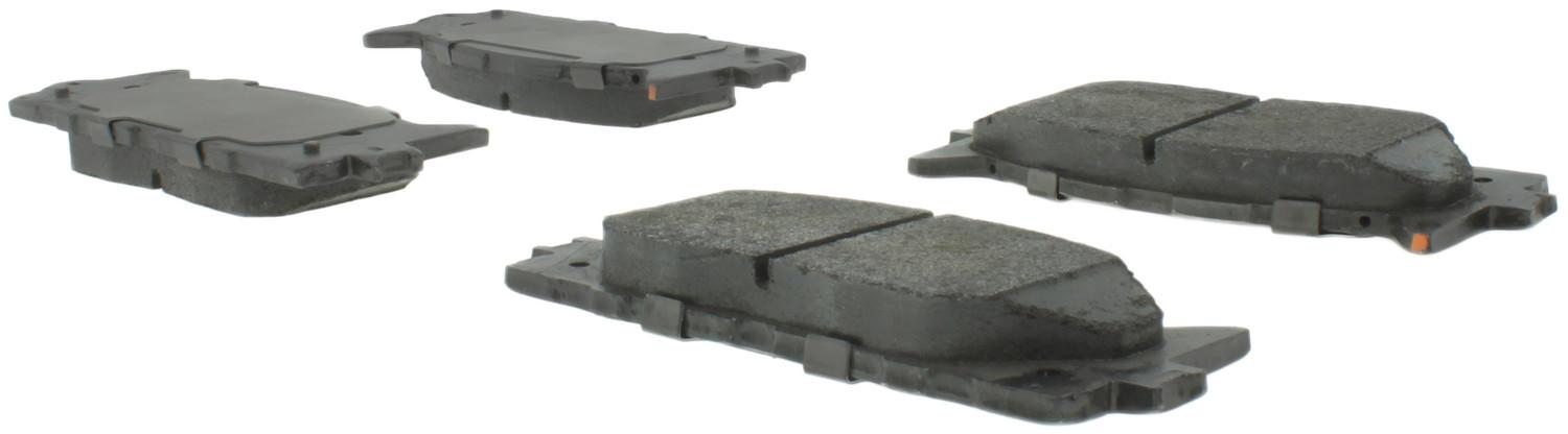 CENTRIC PARTS - Premium Semi-Met Pads w/Shim and Hardware (Front) - CEC 300.12930