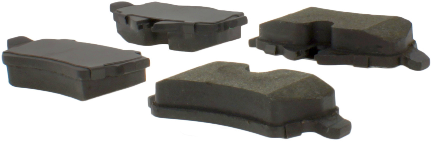 CENTRIC PARTS - Premium Semi-Met Pads w/Shim and Hardware (Rear) - CEC 300.13090