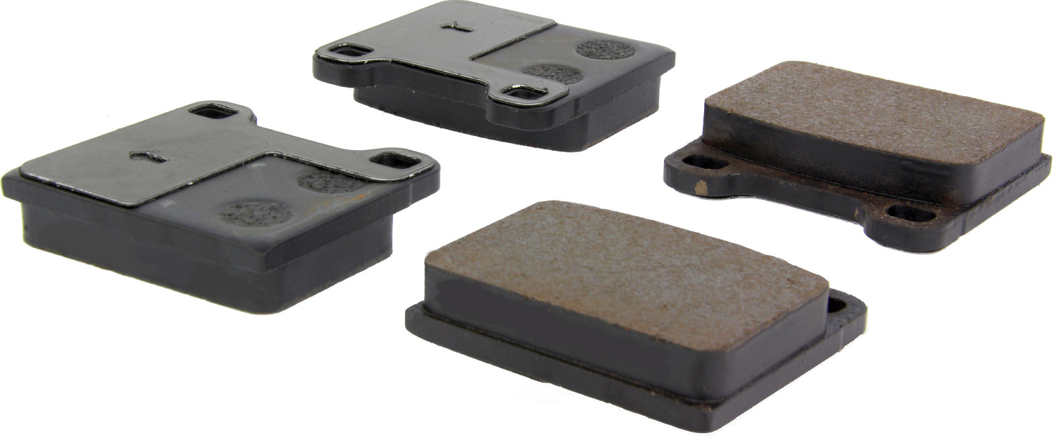 CENTRIC PARTS - Premium Ceramic Pads w/Shims (Rear) - CEC 301.00310