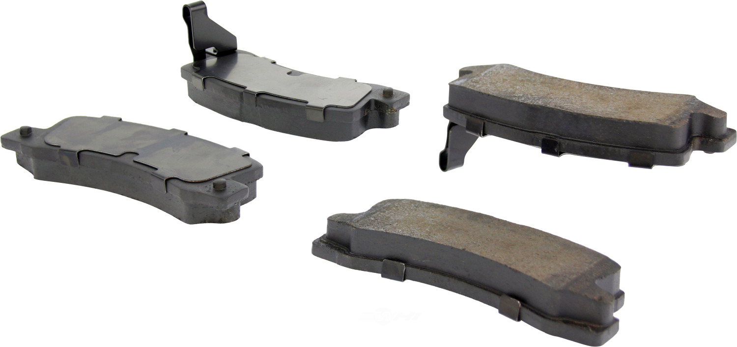 CENTRIC PARTS - Premium Ceramic Pads w/Shims & Hardware (Rear) - CEC 301.03250