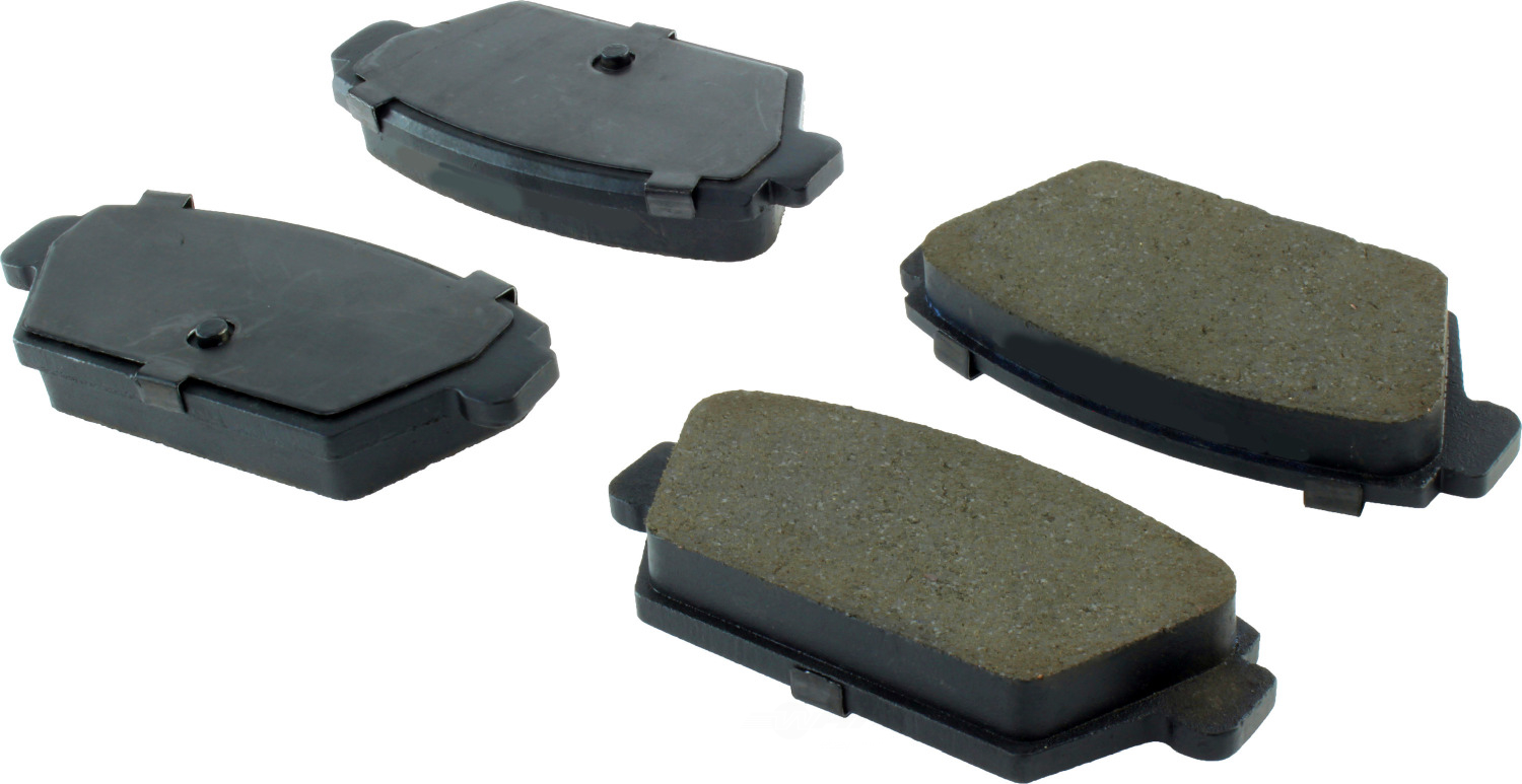 CENTRIC PARTS - Premium Ceramic Pads w/Shims & Hardware (Rear) - CEC 301.03290