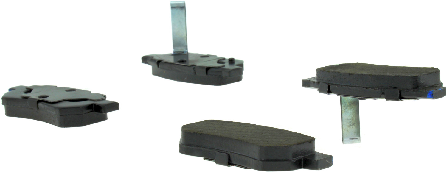 CENTRIC PARTS - Premium Ceramic Pads w/Shims (Rear) - CEC 301.03740