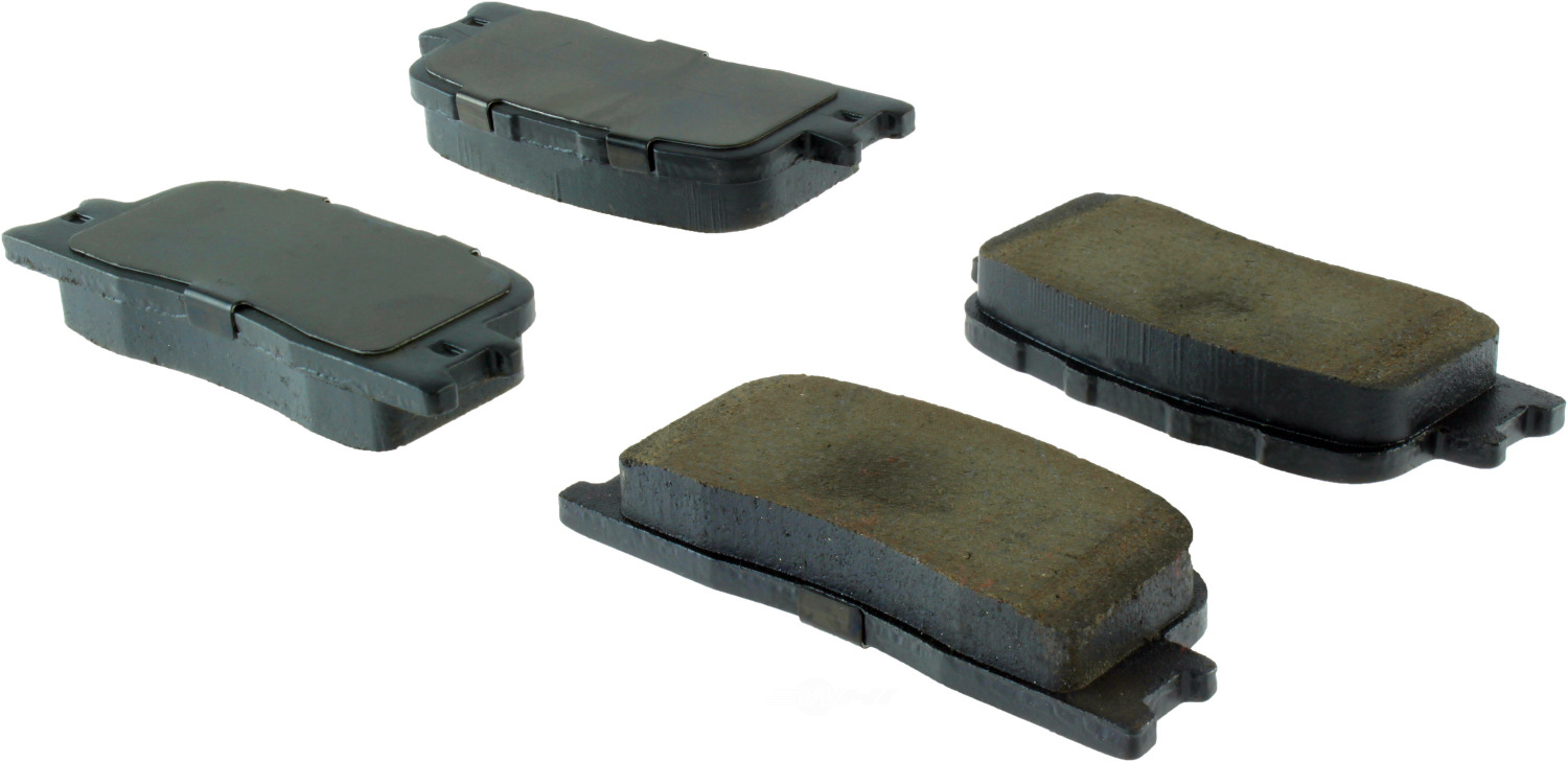 CENTRIC PARTS - Premium Ceramic Pads w/Shims & Hardware (Rear) - CEC 301.08851