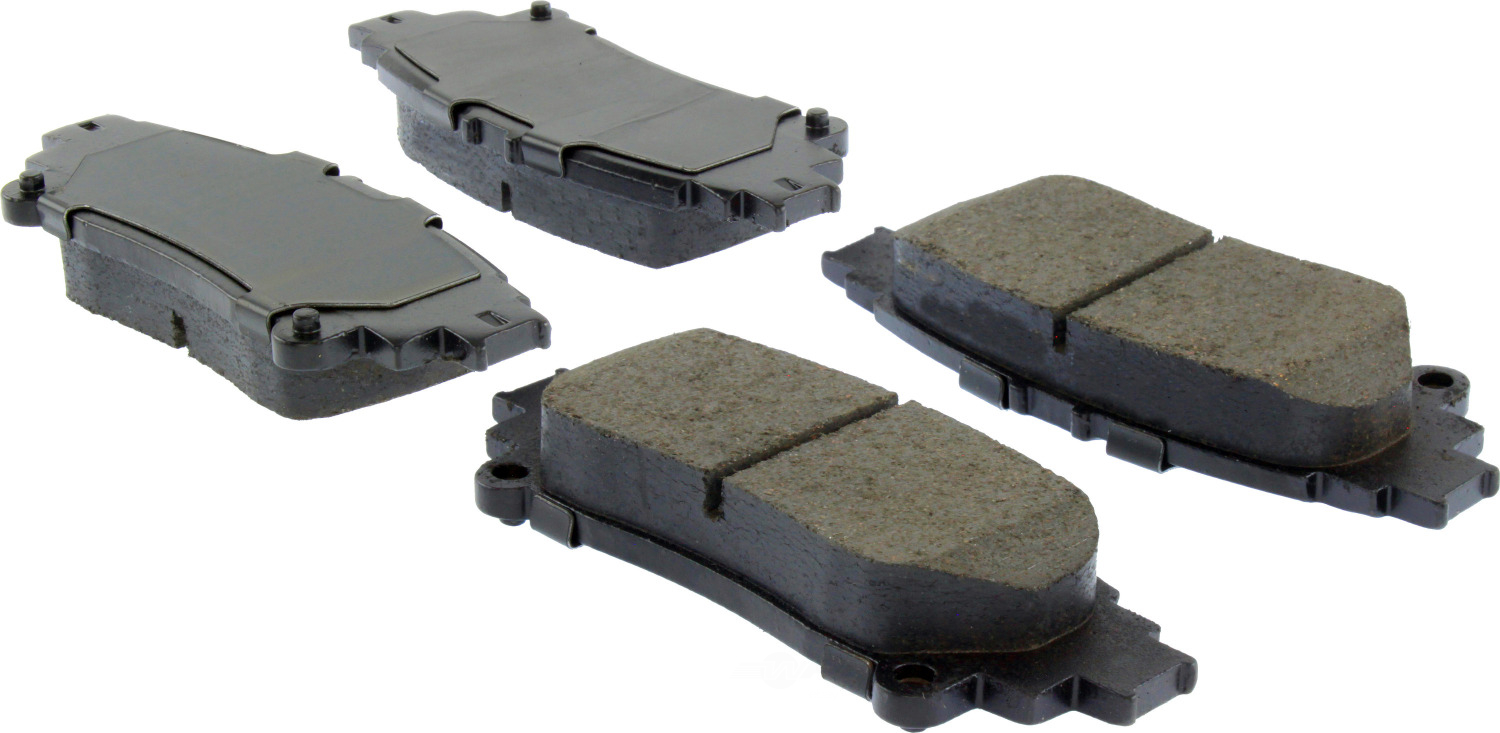 CENTRIC PARTS - Premium Ceramic Pads w/Shims & Hardware (Rear) - CEC 301.13911