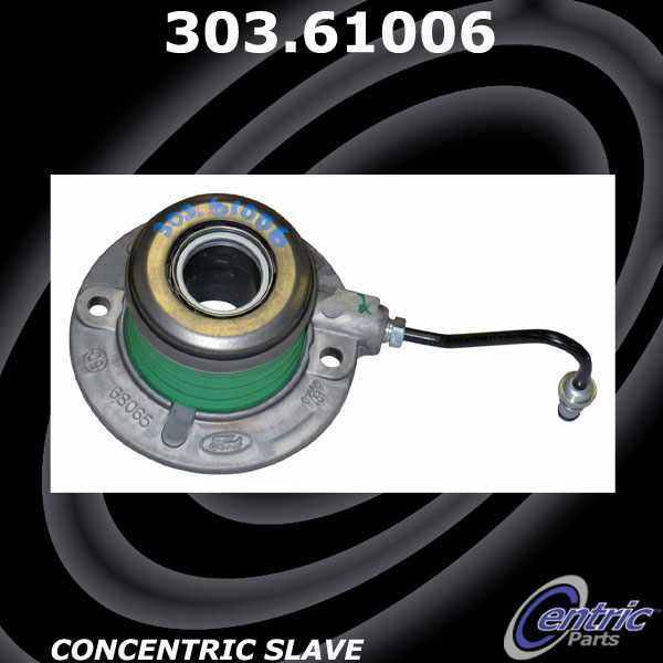 CENTRIC PARTS - Clutch Release Bearing & Slave Cylinder Assembly - CEC 303.61006