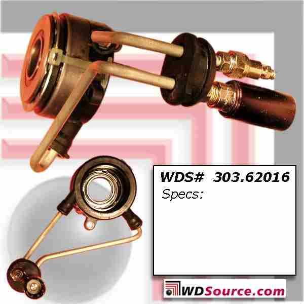 CENTRIC PARTS - Premium Clutch Slave Cylinder-Preferred - CEC 303.62016