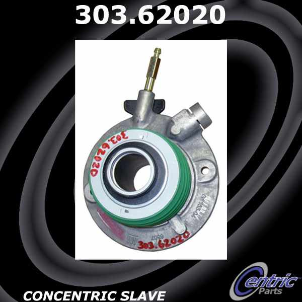 CENTRIC PARTS - Clutch Release Bearing & Slave Cylinder Assembly - CEC 303.62020