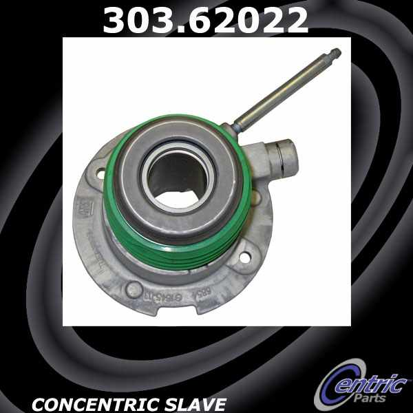 CENTRIC PARTS - Clutch Release Bearing & Slave Cylinder Assembly - CEC 303.62022