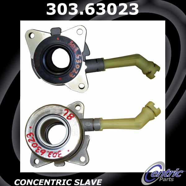 CENTRIC PARTS - Clutch Release Bearing & Slave Cylinder Assembly - CEC 303.63023