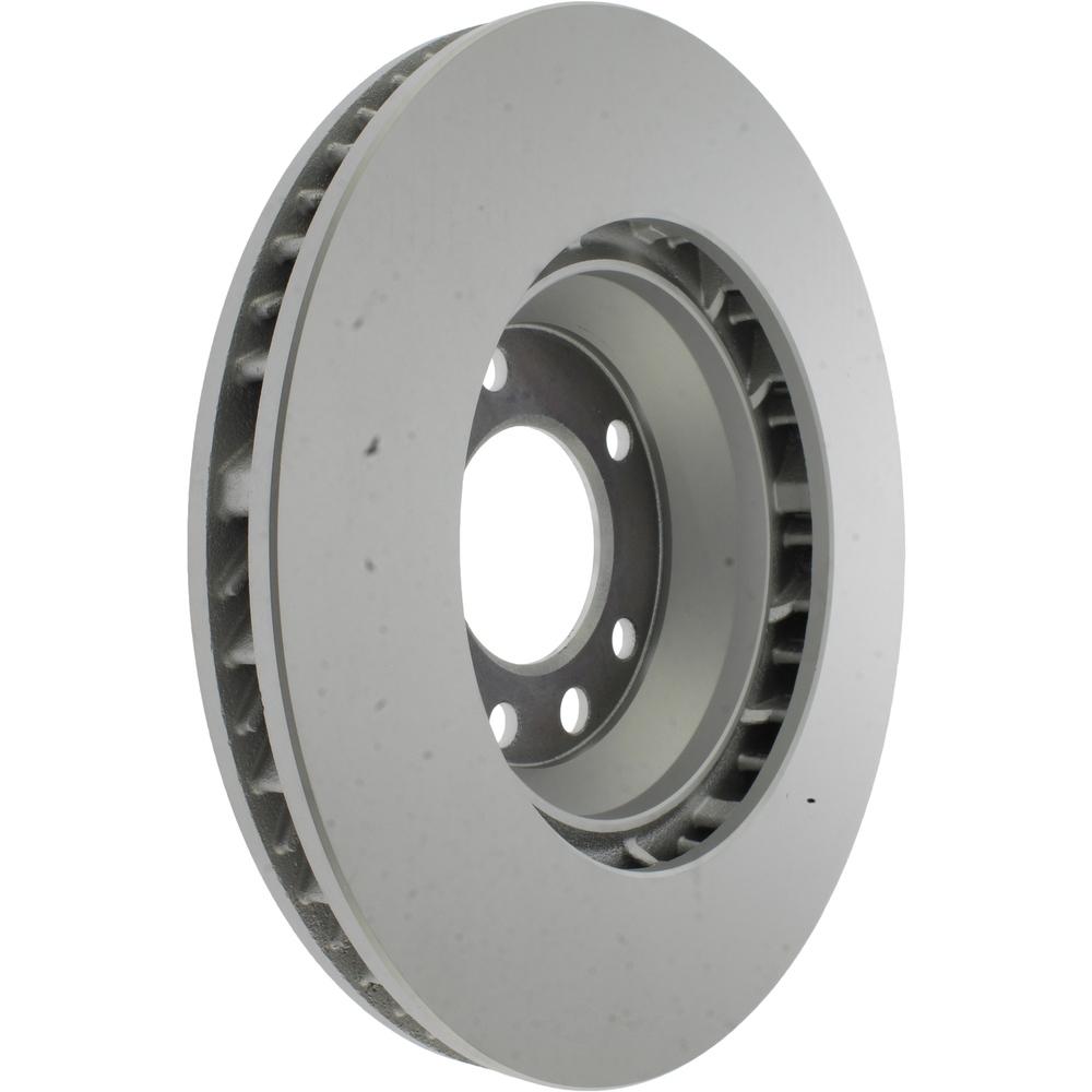 CENTRIC PARTS - GCX Application Specific Brake Rotors - Full Coating and Hi-Carbon (Front Left) - CEC 320.33090H