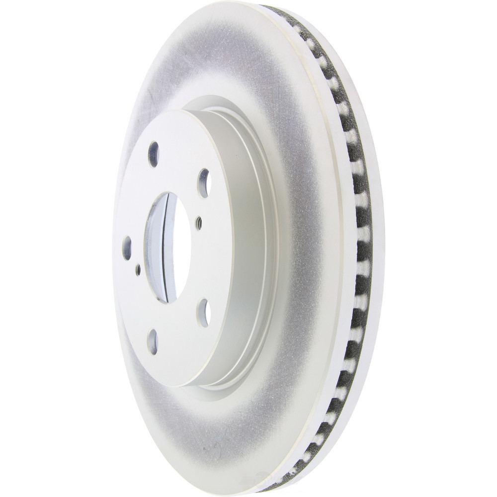 Partial Coating Front Disc Brake Rotor-GCX Application-Specific Brake Rotors