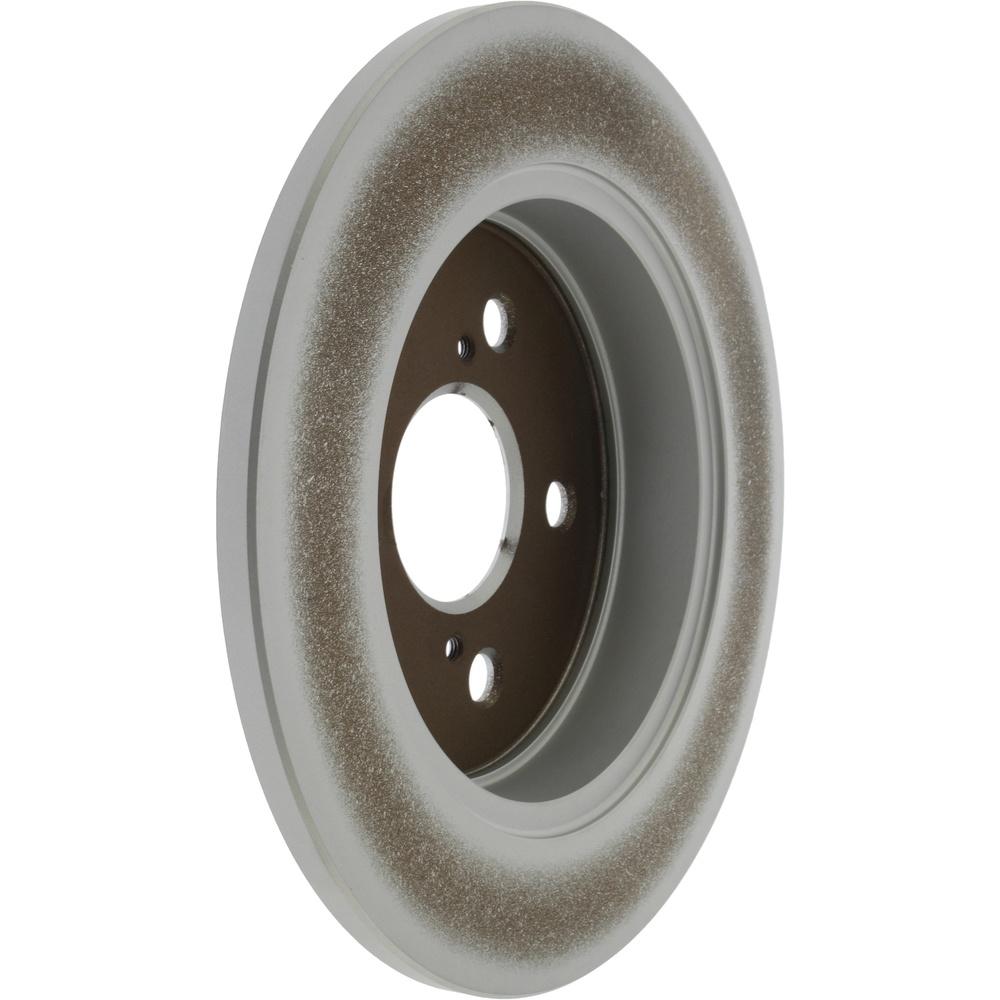 CENTRIC PARTS - Centric GCX Disc Brake Rotors - Partial Coating (Rear) - CEC 320.44195