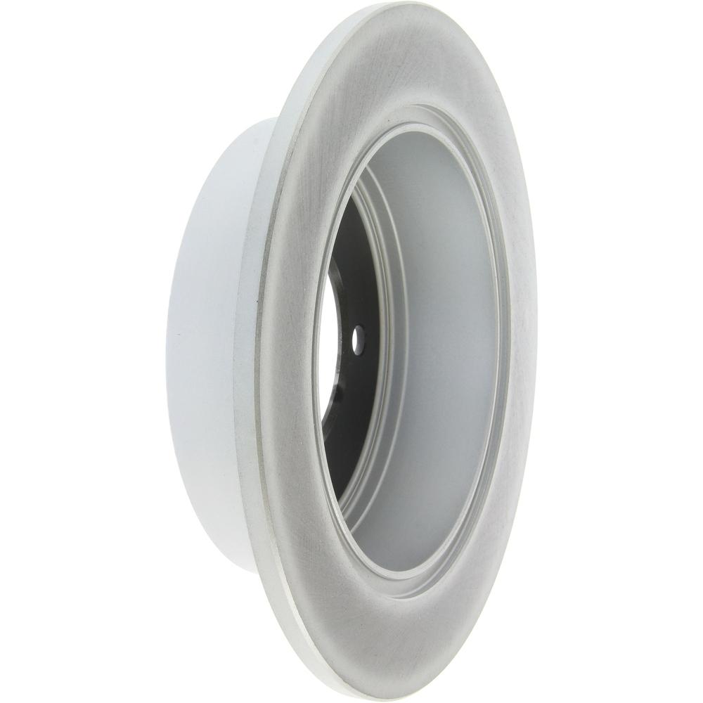 CENTRIC PARTS - Centric GCX Disc Brake Rotors - Partial Coating (Rear) - CEC 320.46047