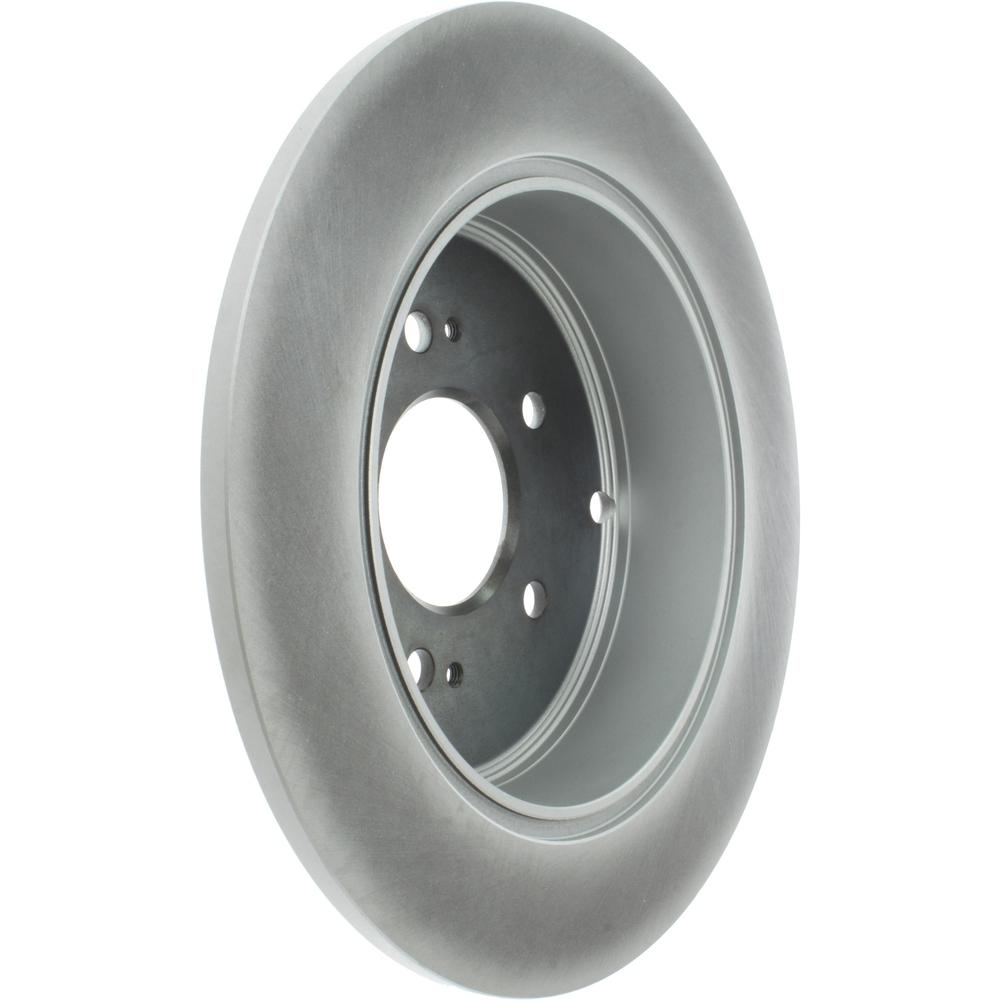 CENTRIC PARTS - Centric GCX Disc Brake Rotors - Partial Coating (Rear) - CEC 320.46067