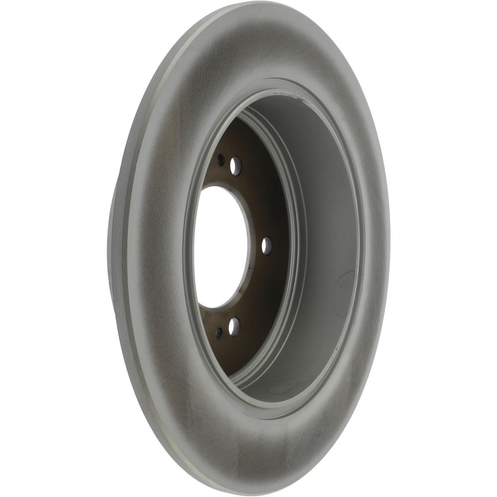 CENTRIC PARTS - Centric GCX Disc Brake Rotors - Partial Coating (Rear) - CEC 320.46074