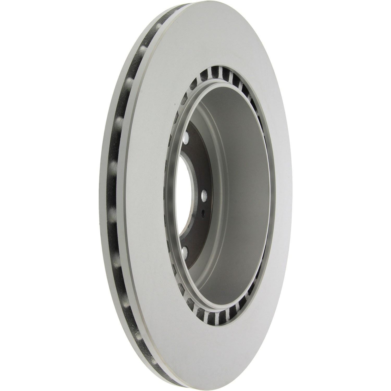 CENTRIC PARTS - Centric GCX Disc Brake Rotors - Full Coating, High Carbon Content (Rear) - CEC 320.46075H