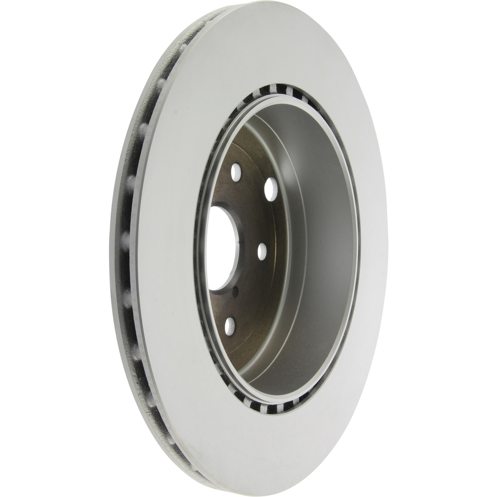 CENTRIC PARTS - Centric GCX Disc Brake Rotors - Full Coating, High Carbon Content (Rear) - CEC 320.47030H