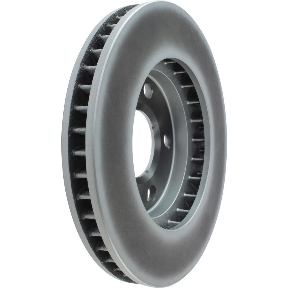 CENTRIC PARTS - Centric GCX Disc Brake Rotors - Partial Coating (Front) - CEC 320.62057
