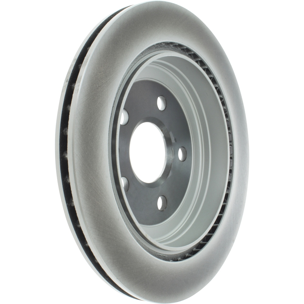 CENTRIC PARTS - GCX Brake Rotors by StopTech (Rear) - CEC 320.62105