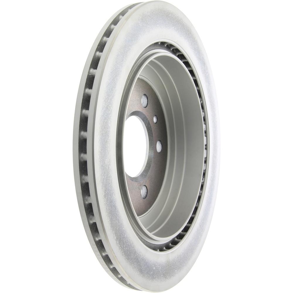 CENTRIC PARTS - GCX Application-Specific Brake Rotors - Hi-Carbon Partial Coating (Rear) - CEC 320.62135C