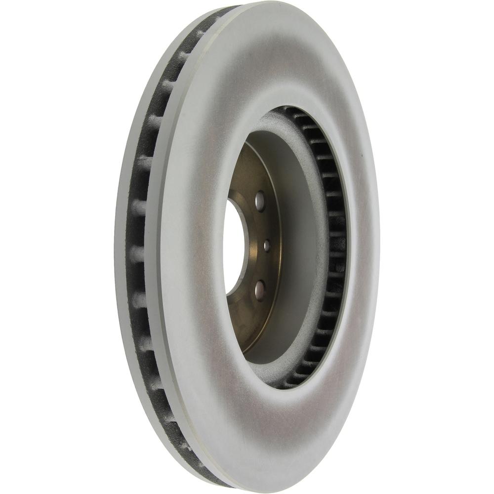 CENTRIC PARTS - GCX Application-Specific Brake Rotors - Hi-Carbon Partial Coating (Front) - CEC 320.62138C